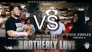 Danger Zone Battle League: Reekoh vs Steve Staples