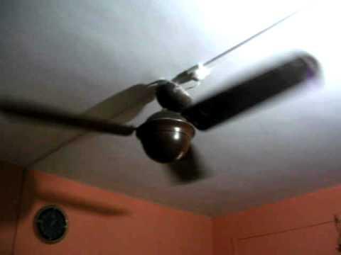 Crompton greaves ceiling fan youtube crompton greaves ceiling fan aloadofball Choice Image