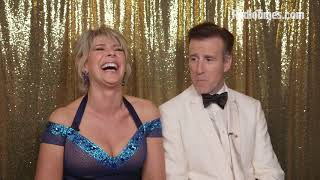 Strictly 2017: Ruth Langsford and Anton Du Beke