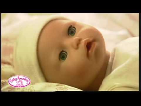 Baby Annabell functie pop en mode van Zapf Creation www ...