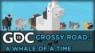 Crossy Road: A Whale of a Time
