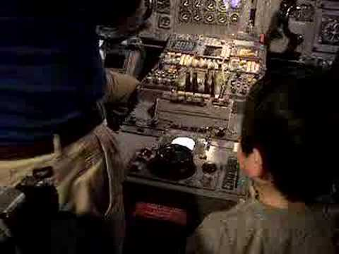 learn how to fly a Boeing SST in Hiller Aviation Museum