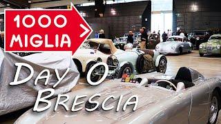 1000 Miglia 2019 - Brescia day 0 - Inauguracja