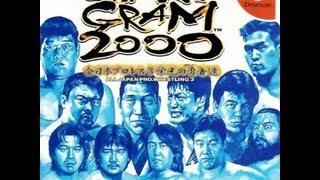 Giant Gram 2000: All Japan Pro Wrestling 3 (Mini-review & Impressions) (Sega Dreamcast Import)