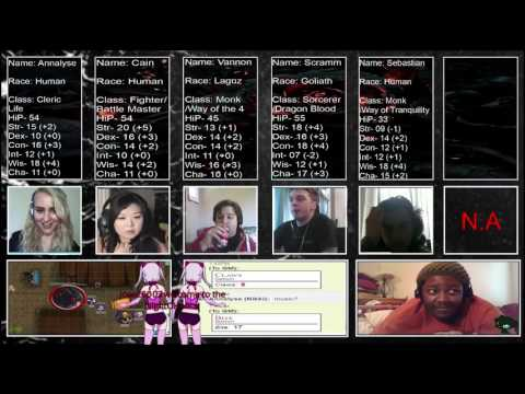 D&D 5e x Fire Emblem: The Heart of Ruin - Week 1 (Part 3)