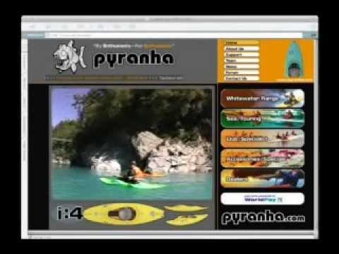2002-4 Pyranha show reel