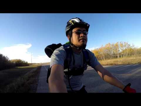 Cycling TransCanada Trail