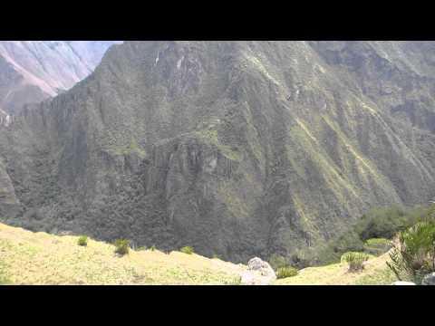 Macchu PIcchu Sept 2013 - Inca Life on the Edge