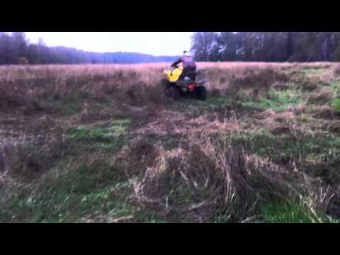 Stels ATV 800D EFI 2012