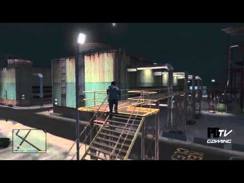GTA 5 How to find a Sniper Rifle at the Palmer-Taylor Power Station