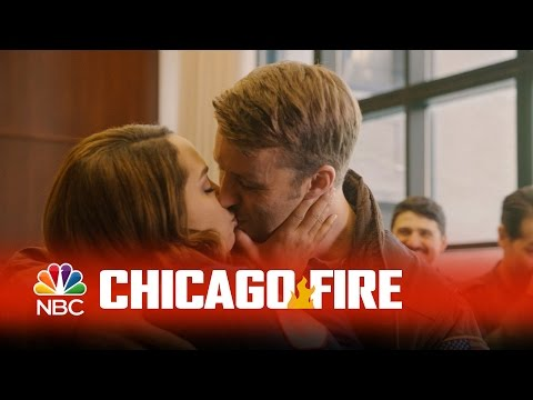 Chicago Fire - Casey and Dawson Say