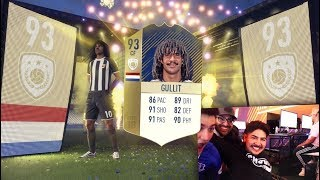PRIME ICON GULLIT IN A PACK! FIFA 18 PACK OPENING!