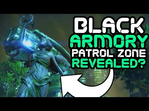 Destiny 2 - Did DEEJ Reveal the Black Armory Patrol Zone's Location? thumbnail