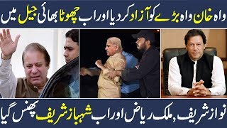 Shahbaz Sharif Arrested In Corruption | NAB | Imran Khan Big Announcement | Urdu News | Shan Ali TV