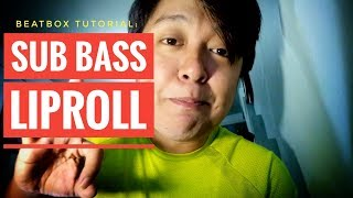 Sub Bass Liproll Beatbox Tutorial