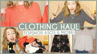 Clothing Haul • ASOS, Topshop & More! Thumbnail
