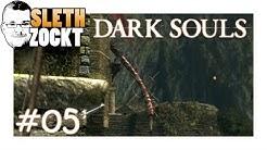 Let's Play Dark Souls #05 [DE/HD] - Wie und wo man das Gerade Drachenschwert (Drake Sword) bekommt