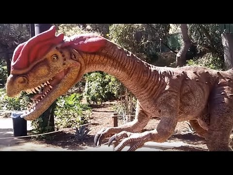 20 Largest & Meanest Land Monsters: Fun & Scary Evolution History from 400 million BC till NOW