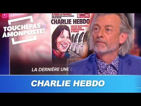 La Une choc de Charlie Hebdo qui divise les chroniqueurs !