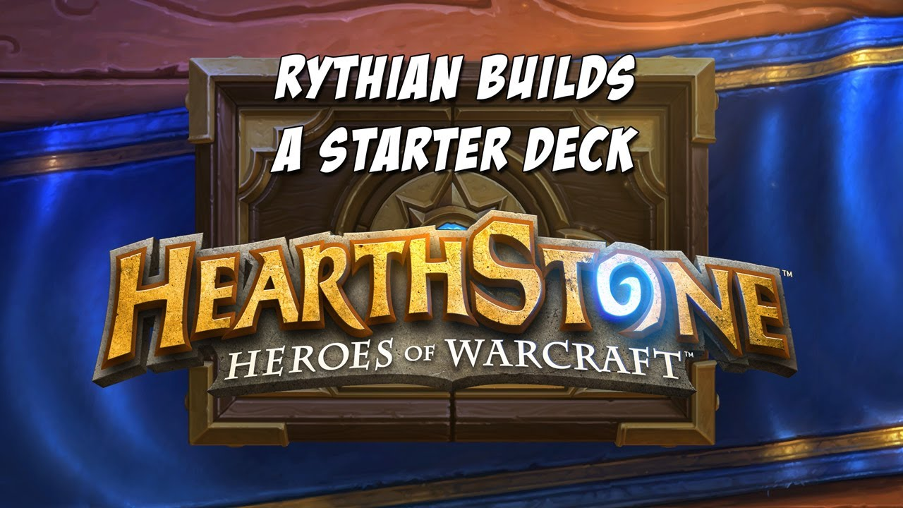 how to build a strong hearthstone deck