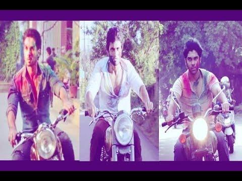 arjun-reddy-vs-kabir-singh-vs-adithya-varma-teaser-scenes-compilation