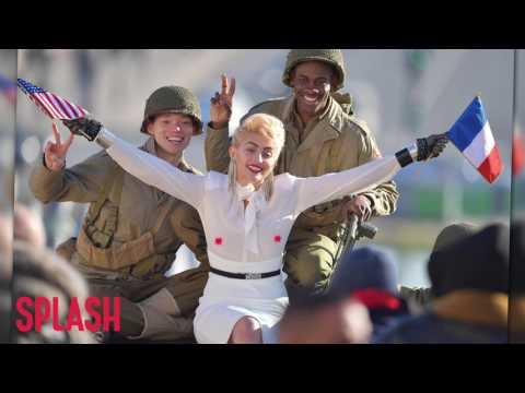 Paris Jackson Goes Patriotic for Chanel Fashion Shoot in France | Splash News TV