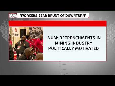 Retrenchments in mining Industry politically motivated: NUM
