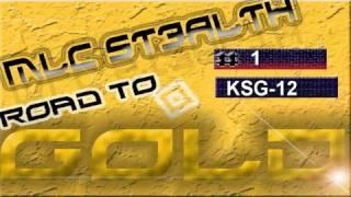 MW3: Road to Gold Shotgun KSG-12: The Beginning (1)