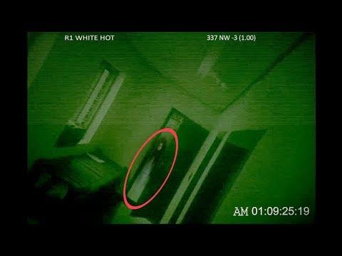 Surveillance footage of a strange ritual gone wrong | Creepypasta Readings