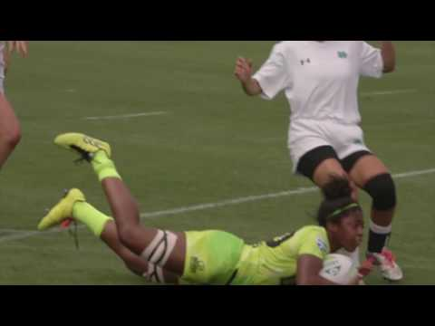 CRC 2016 Women's 7s Rugby: Life University vs Notre Dame