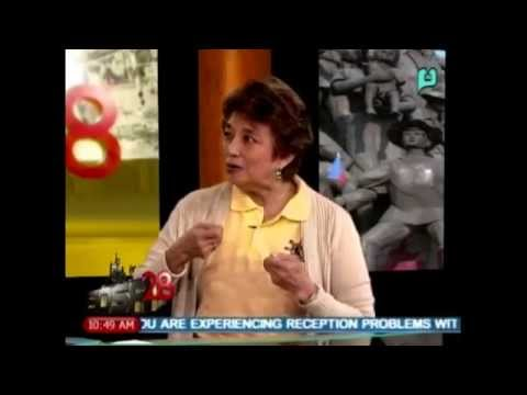 [Part 11/] EDSA 28 - 28th Anniversary of EDSA People Power Revolution - PTV Coverage [02/25/14]