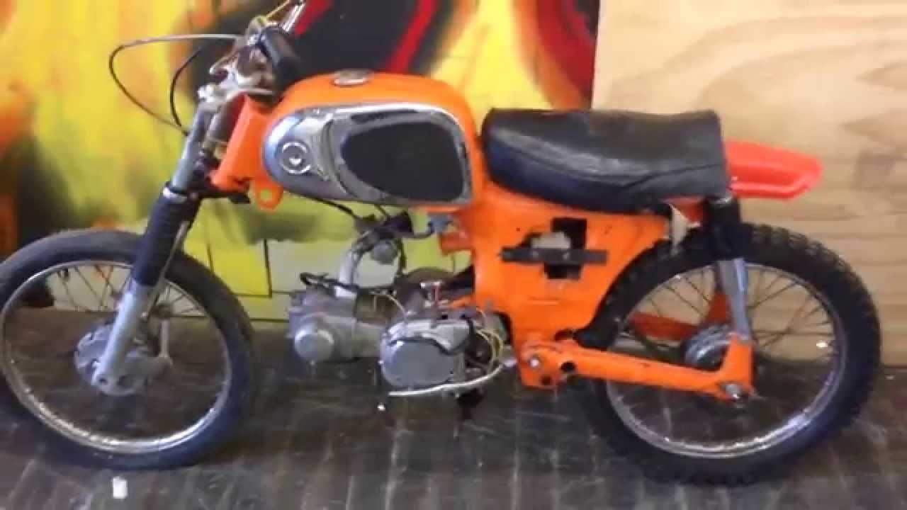 Hondas For Sale >> 1965 Honda s90 s-90 s 90 super sport Parts Project For ...