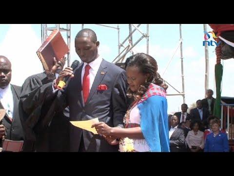 How the Village of Lele brought up Kajiado's deputy governor Martin Matine Moshisho