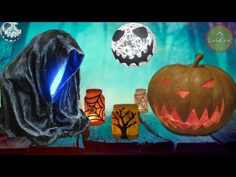 5 идей поделок своими руками на Хеллоуин