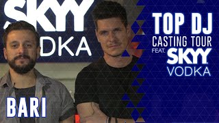 Reloud live @ Demodè Club (Bari) - TOP DJ Casting Tour con SKYY VODKA
