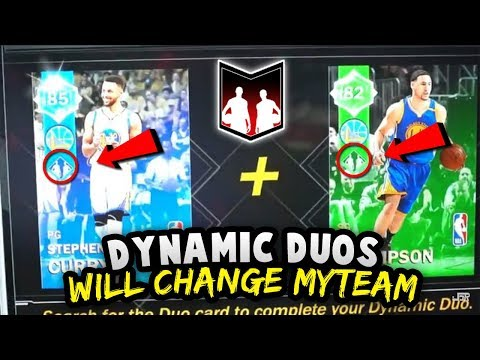 WHY DYNAMIC DUOS WILL CHANGE THE WAY WE PLAY NBA 2K18 MyTEAM!! *SALARY CAP*