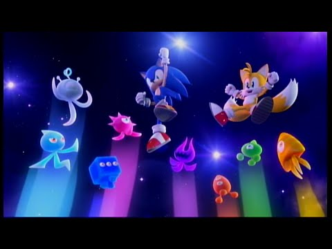 Sonic Colors – Episode 1: The Colors Feel So Right!