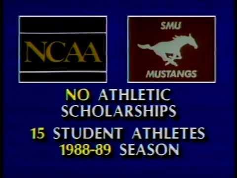 SMU football gets NCAA Death Penalty