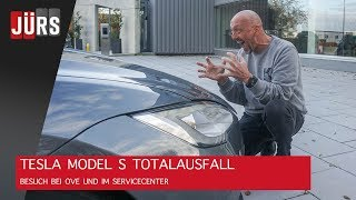 MCU Totalausfall Tesla Model S