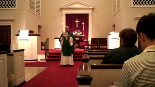 Homily - March 2, 2014 - 8th Sunday in Ordinary Time