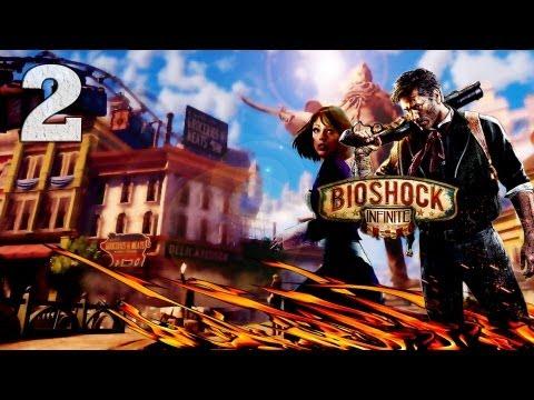 Смотреть прохождение игры Bioshock Infinite. Серия 2 - Номер 77. [Art let's play]