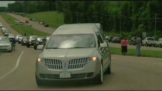 Rules of the road for funeral processions