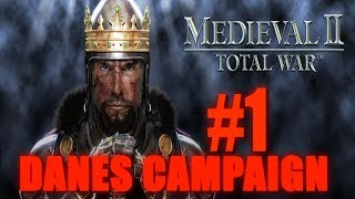 Medieval 2: Total War Denmark Campaign #1