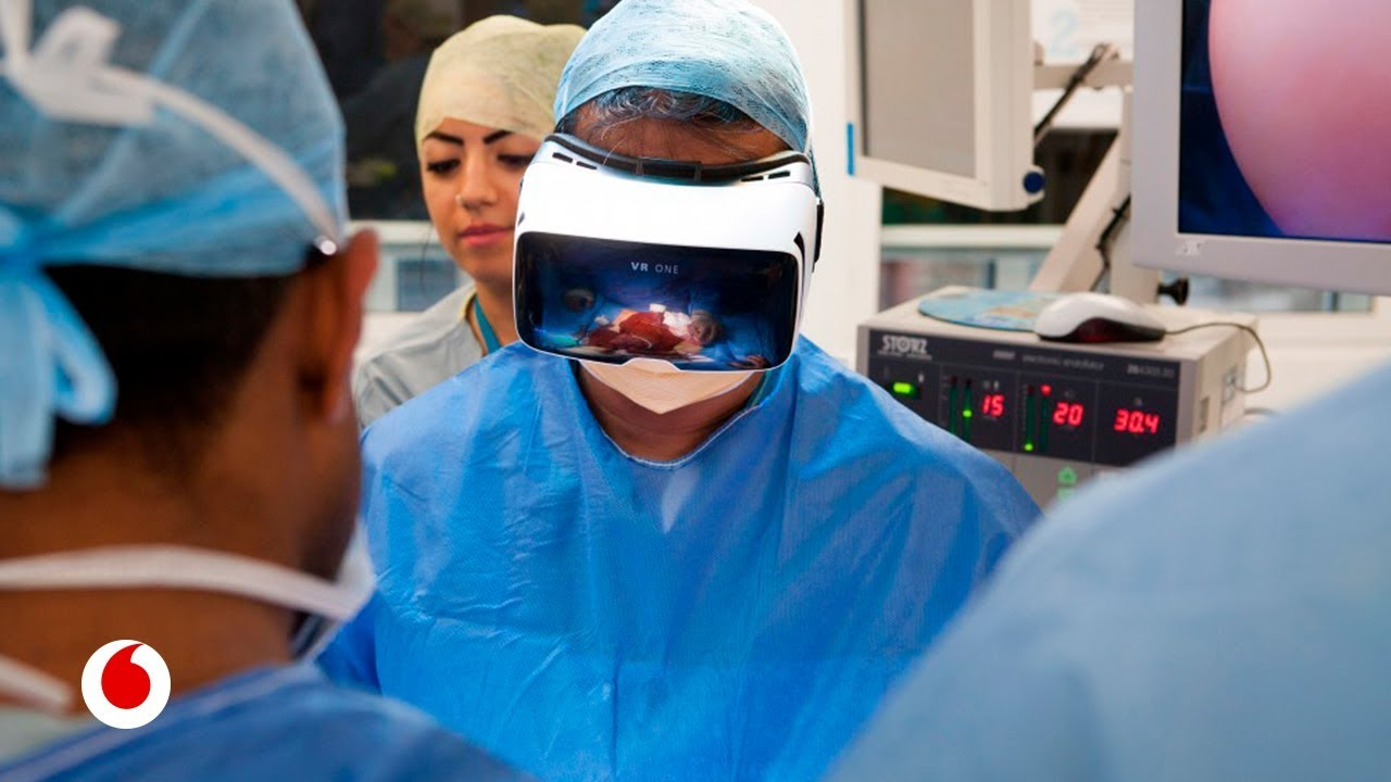 Realidad virtual en el quirófano para formar a los futuros cirujanos