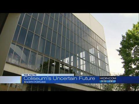 Veterans Memorial Coliseum: Restore Or Destroy?