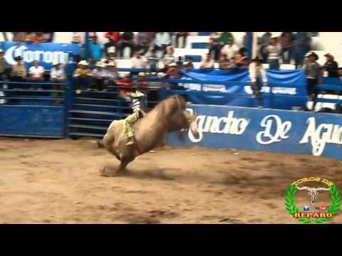 ¡PORRAZO! KMonito vs Señor de las Canas Rancho de Aguas 2013