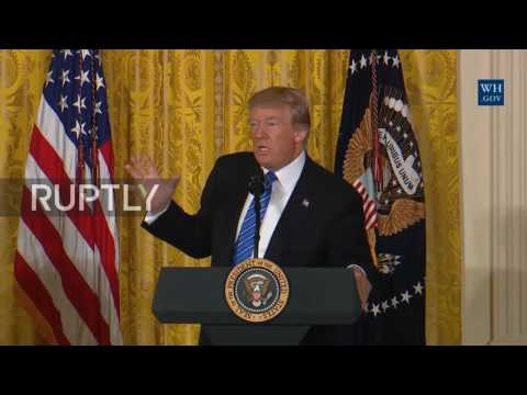 USA: Trump signs Veterans Affairs law to protect whistleblowers, facilitate firings