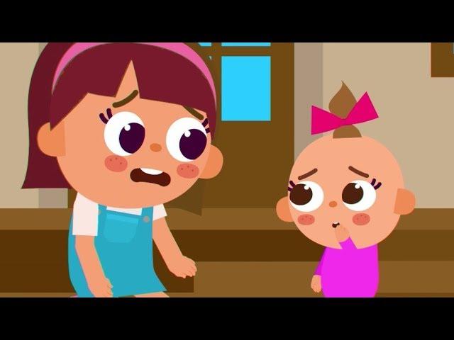 Özür Dilerim Şarkısı - Özür Dilemeyi Öğreten Çocuk Şarkısı