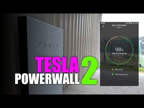 My Tesla Powerwall 2: Install and thoughts