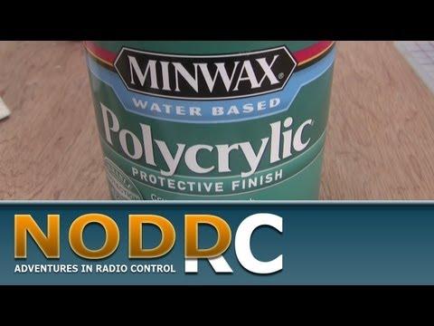 Nodd RC - 039 - Polycrylic
